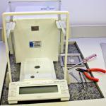 Serviço de calibração de balança